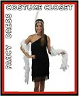 Flapper Great Gatsby Gangster 1920s Fancy Dress Costume Charleston Halloween 20s