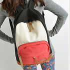 Fashion Casual Women Girls Backpacks Shoulder Bag Travel Rucksack Shool Bookbags
