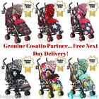 Cosatto Supa Baby Stroller / Buggy - Reversible Liners