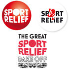 Sport Relief 2014 Sports Logo Iron On T-shirt Hoodie Vest Heat Transfer Print