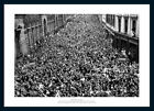 Wolverhampton Wanderers 1960 FA Cup Final Street Celebrations Photo Memorabilia
