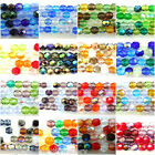 Czech Glass Fire Polish Beads 4mm 6mm 8mm Various Colours 100pc 50pc