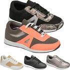 LADIES RUNNING TRAINERS WOMENS GIRLS SPORTS SHOCK ABSORBING FITNESS SHOES SIZE