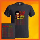 2014 Tour Bruno Mars Peter Hernandez the Moonshine MEN'S 2 Sides T-Shirt S - 2XL