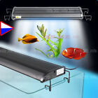 Aquarium Fish Tank Plant Growth Lighting Over Head Lamp LED Light White Blue