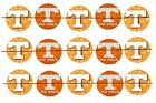 "#90 COLLEGE TENNESSEE 1"" PRE CUT BOTTLE CAP IMAGES SCRAPBOOKING CRAFT PROJECTS"