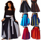 @G109 INSERT LONG SKIRT BELT CLASSIC S M L XL 1X 2X 3X 4X 5X 6X MADE TO ORDER