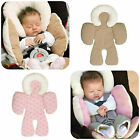 JJ Cole Collection Baby Head and Body Pad Support for Car Seat Stroller Pram