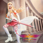 online shopping for football shoes - Hot Anime Sword Art Online Asuna Yuuki Cosplay Costumes Cosplay Shoes Full Set