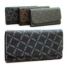 Fashion fashion tri-fold checkbook wallet