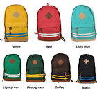 NEW Womens Pig Nose Backpack Student School Bag Canvas Travel Rucksack 7 Colors