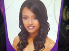 Janet Collection Black Pearl Full Lace Synthetic Wig - Opal
