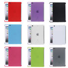 Soft TPU Gel Rubber Back Case Cover Skin For iPad Mini 2 with Retina Display NEW