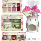 Yankee Candle Limited Edition Gift Sets Votives Medium Jars Tart Warmers Holders