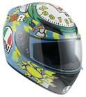 AGV K3 Valentino Rossi 46 Wake Up Clock Motorcycle Helmet