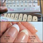 Genuine Incoco Dry Nail Polish Applique Sticker Art Decals Shield Patch 2 weeks