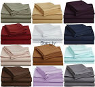 1500 Supreme Ultra Soft Regular bed  Waterbed 4 piece Sheet Set  Queen King Full