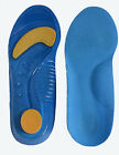 Sport Massaging Gel Arch Support Insoles