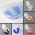 Mouth Guard Gum Shield Grinding Teeth Protect For Boxing MMA Basketball 5 Colors