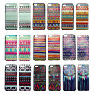 Retro Plastic Pattern Indian Tribal Back Case Cover Skin For Apple iPhone 5C