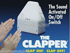 The CLAPPER SOUND ACTIVATED On/Off SWITCH by Hand Clap Electronic Gadget