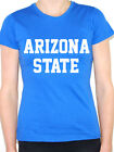 ARIZONA STATE - USA College / America / American / Novelty Themed Womens T-Shirt