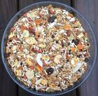 higgins safflower cockatiel conure diet natural diet fruit mix small bird food фото