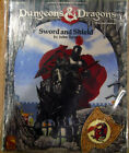 TSR 9387 Sword and Shield D&D Dungeons & Dragons Thunder Rift