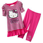 Hello Kitty Sz 4T Tunic and Leggings Set