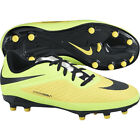 Nike Hyper Venom FG Phelon 2014 Soccer SHOES Brand New Yellow KIDS - YOUTH