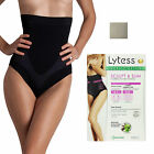Slimming Tummy Control Pants Lytess Body Shaper Sculpt & Slim Waist Belt Panties