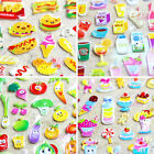 Food Drink Cooking Kitchen Phone Stickers Burger Sandwich Pizza Vegetables CR010