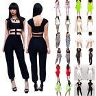 Womens Sexy Slim Clubwear Bodycon Bandage Party Pencil Dress Jumpsuit Rompers