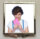 Union J George Shelly Square Shaped Compact Mirror (Various Designs)