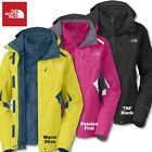 The North Face Women's Boundary Triclimate Jacket Coat Zip In Snow Ski