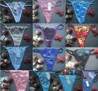 FD81 Wholesale 40pcs Womens Sexy Lingerie Underwear Lace Sexy Thong G-string#