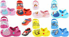 CLOGS GIRLS BOYS KIDS MULES SANDALS HELLO KITTY PEPPA PIG THOMAS FIREMAN SAM