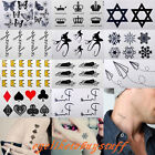 Sexy Cool Body Art Waterproof Temporary Tattoo Stickers For Your Image