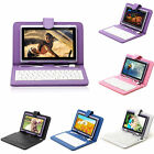 "7"" iRulu Android 4.2 Tablet A23 Dual Core&Camera 1.5GHz 8GB Violet w/ Keyboard"