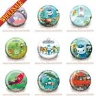 18pcs Frozen Decoration Tin Button pin badges 30MM Clothes Decoration/Collection