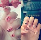 Nail Sticker Colorful Self Adhesive Polish Foils Decoration Art Decals IDE