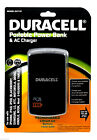 DURACELL Portable Power Bank Backup Battery Samsung Cell Phone Charger DU7131