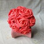 10X Real Touch Artificial Flowers For Bridal Bouquet Wedding Floral Centerpieces
