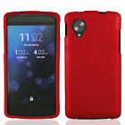 LG Nexus 5 Google Phone D820 Snap-On Hard Case Cover