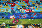 SUPER HEROS  FABRICS GROUP1  SOLD BY THE HALF YARD
