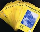 TORQUAY UNITED Home Programmes 1960-61 to 1966-67 (99p each) Sale!
