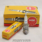 10pk NGK Spark Plugs BPMR6A #6726 for Blitz Efco Jet Chainsaws Trimmers +More