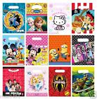 Gift Bag Selection DISNEY OFFICIAL Childrens Kids Christmas Birthday Party Xmas