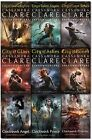 Cassandra Clare Mortal Instruments Infernal Devices Collection 9 Books Set NEW