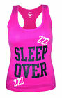 Womens Papaya Vest Tank Top Sleep Over - Cerise Pink Size 10 to 14 Ladies WV101